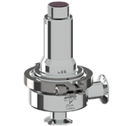 Meet the new sanitary pressure reducing valve