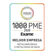 Best portuguese company of the metalworking and basic metallurgy sector!