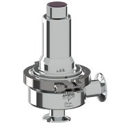 New sanitary pressure sustaining valve!