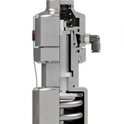 Product news: SRV with pneumatic lifting device is now available