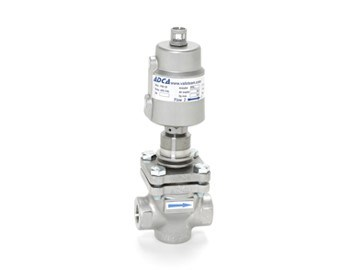 PPV25I Pneumatic on-off valve